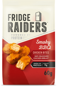 Single pack of Smoke BBQ Chicken bites