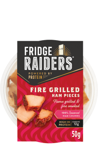 Fire Grilled Ham Pieces packshot