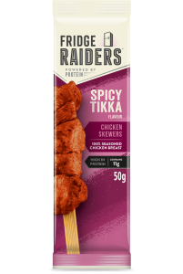 Single pack of Spciy Tikka Skewers