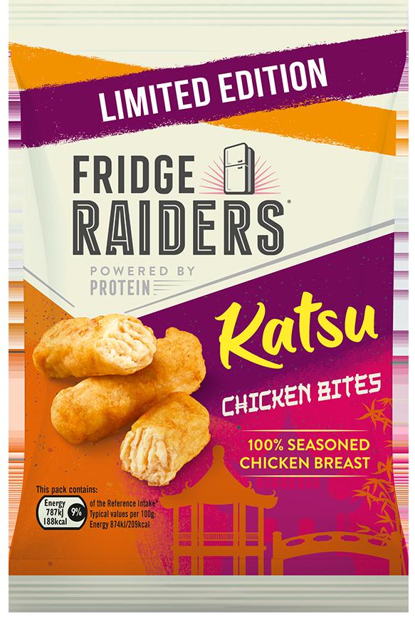 Katsu Chicken bites packshot